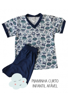 Atacado Pijama shortinho masc. infantil