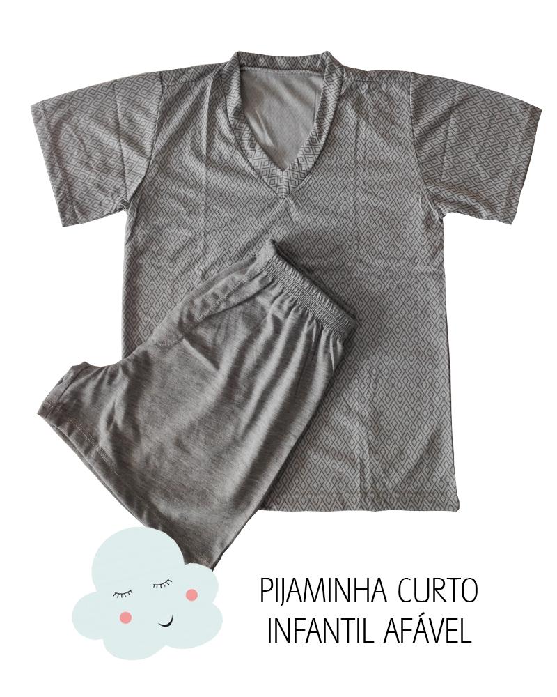 Atacado - PIJAMA SHORTINHO MASC. INFANTIL